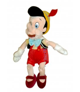 Peluche doudou Pinocchio 35 cm - Authentique Disneyland Resort Paris