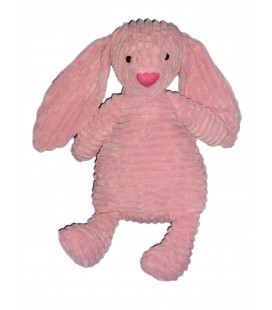 JELLYCAT - Peluche Doudou LAPIN rose Pink Rabbit Plush Soft Toy - 30 cm assis / 38 cm debout