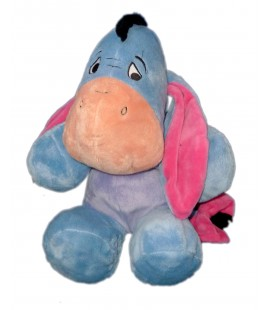 Peluche doudou BOURRIQUET Floppy - Disney Nicotoy Simba Dickie - H 30 / 38 cm 587/8074 20864