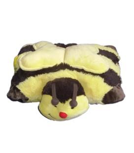 """Peluche doudou PILLOW PETS Original Abeille - Bee Plush 18"""" 42 cm"""