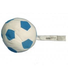 Peluche Doudou BALLON Blanc Bleu - Sparka Plush - IKEA - H 20 cm