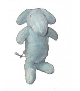 Peluche Doudou Chien bleu - Tassa - IKEA - H 26 cm