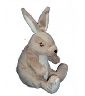 Peluche Doudou Lapin gris - IKEA - H 28 cm