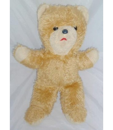 Ancien OURS NOUNOURS en peluche CHAMTI - Made in France - 52 cm