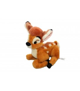 Doudou peluche BAMBI - Authentique Disney - 24 cm - Waltdisney World