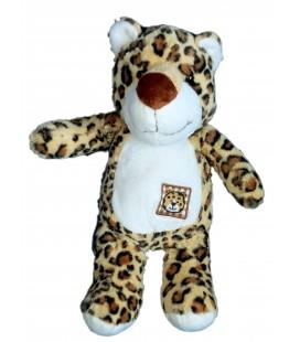 Peluche doudou Leopard Panthère - Althans club - 33 cm