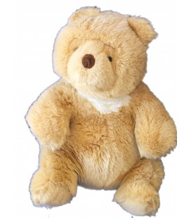 Peluche OURS beige - GUND Collector's classic 1991 - H 32 cm