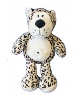Peluche Doudou Tigre GUEPARD Leopard Panthère - SUNKID - 30 cm