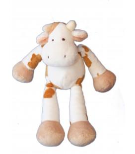 Peluche Doudou GIRAFE blanche marron - GUND Kids - 23 cm