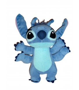 Peluche doudou LILO ET STITCH 26 cm Disneyland Paris Authentique Disney