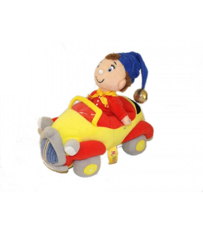 Doudou peluche oui oui noddy dans sa voiture play by - Oui oui et sa voiture ...