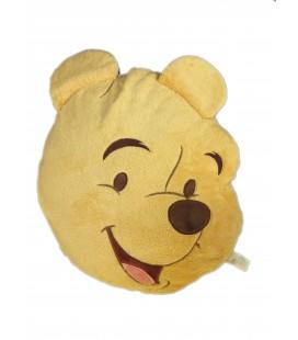 Peluche COUSSIN doudou Winnie l'Ourson Disney Store Exclusive 35x40 cm