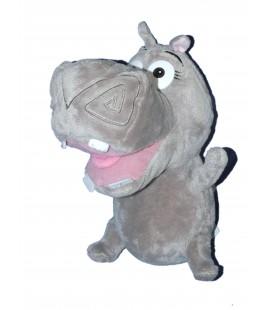 Madagascar Doudou Peluche Hippopotame Gloria Big Headz 24 cm