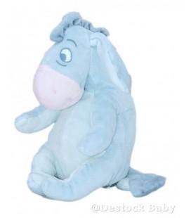 Doudou BOURRIQUET Bleu ciel clair - Disney Baby - 16 cm