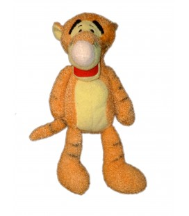 Doudou Peluche TIGROU orange clair Disney EC ET Import H 36 cm