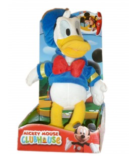 Doudou Peluche DONALD Mickey Mouse Club House - H 30 cm