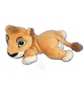 Doudou peluche LE ROI LION - Nala Kovu Simba - MATTEL Disney - L24 cm