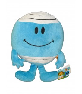 Peluche Doudou Mr Men Little Miss - Mr Blump - H 28 cm