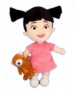 Doudou Peluche Poupée BOO Bouh Monstres et Compagnie Monster ET Cie Disney Store Boutique H 34 cm