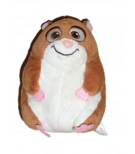 Petit Doudou peluche RHINO le Hamster VOLT Disney H 13 cm