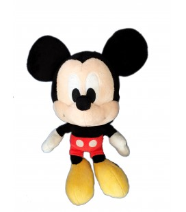Doudou peluche MICKEY Club House - Grosse Tete - H 32 cm - Disney Nicotoy