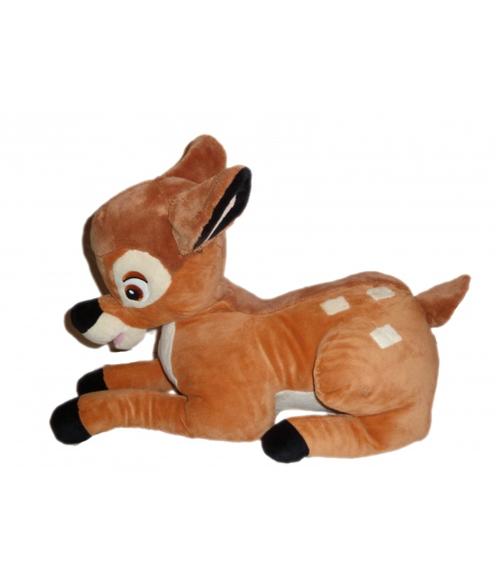 grande peluche doudou bambi disney nicotoy simba l 50 cm. Black Bedroom Furniture Sets. Home Design Ideas