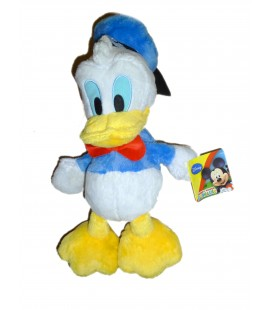 Peluche Doudou DONALD Mickey Club House Disney Nicotoy 36 cm