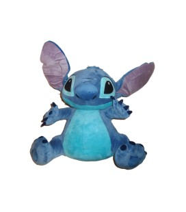 Peluche Disney Géante Lilo & Stitch 50cm - Authentique Disney Store