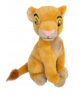 Peluche Nala LE ROI LION - Disney - H 33 cm