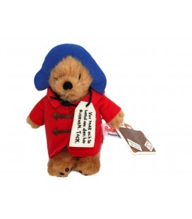 Peluche 20 cm - Ours Paddington BEAR RATT START