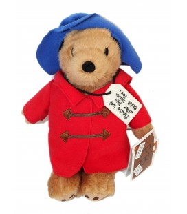 Peluche 28 cm - Ours Paddington BEAR RATT START