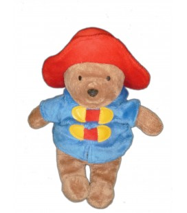 Peluche doudou Ours My first PADDINGTON - H 23 cm - Rainbow Design - PETCo 2011 Licence