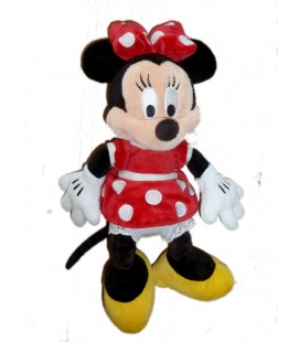 Doudou Peluche MINNIE Disney Parks Authentic Original 35 cm