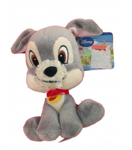 Doudou peluche CHIEN LA BELLE ET LE CLOCHARD Lady and the Tramp Plush - 20 cm Nicotoy Bean Bag
