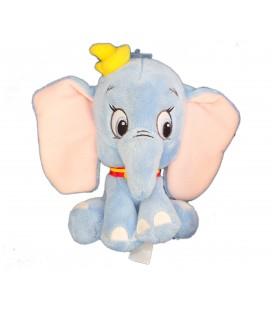 Peluche ELEPHANT Dumbo Doudou - Pet Shop Disney Nicotoy Simba Dickie H 18 cm 587/3950