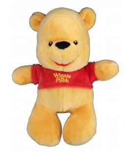 Doudou peluche WINNIE L'ourson The Pooh - H 28 cm - Disney Simba Dickie Avda 587/7589