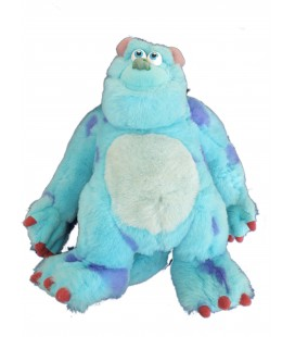 Doudou Peluche Sully - Monstres et Compagnie Monster ET Cie Bleu Disney Pixar Hasbro 2001 H 40 cm