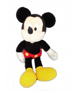 Peluche de collection - MICKEY de marque APPLAUSE - Vintage - H 32 cm Walt Disney