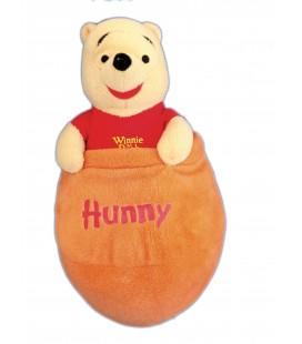 Peluche WINNIE L'OURSON Hunny Pot de Miel - Disney - 30 cm