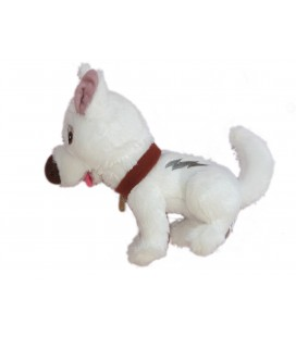 Doudou peluche VOLT Chien Authentique Disneyland Paris H 20 cm