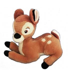 Peluche doudou BAMBI Disney Nicotoy H 22 cm x L 30 cm