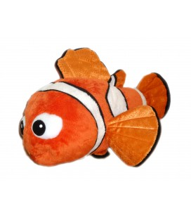 Peluche doudou Le Monde de NEMO Authentique Disneyland Resort Paris 36 cm