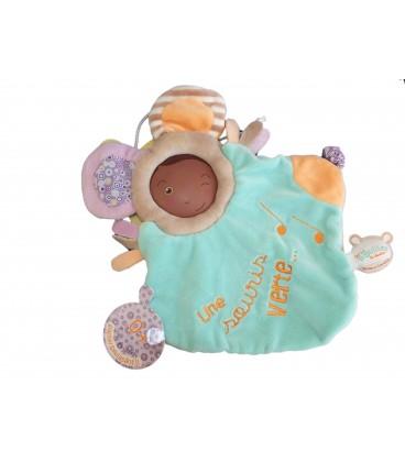 DOUDOU ET COMPAGNIE - Une souris verte + Bouille de doudou DC1439DL