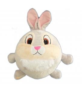 Peluche doudou ballon boule ronde PAN PAN Panpan Disney Nicotoy 26 cm