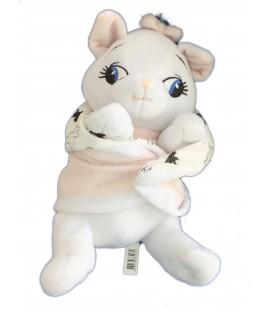 Doudou Peluche Marie LES ARISTOCHATS Disney Toy's Company Couverture H 26 cm
