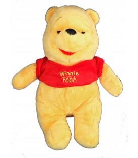 Doudou Peluche WINNIE L'OURSON The Pooh - 26 cm - Disney Nicotoy 587/9957