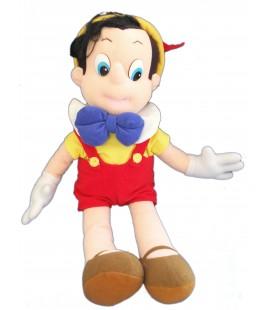 Peluche Pinocchio 48 cm avec Vêtements - Disney - Peluche ancienne Vintage