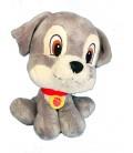 Doudou Peluche Pet Shop H 50 cm Clochard le chien La Belle et le Clochard Disney Nicotoy