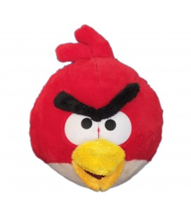 Peluche Angry Birds Oiseau Rouge Plush Soft Toy - H 25 cm