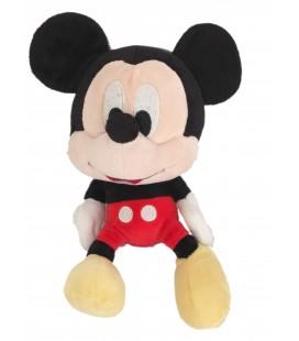 Doudou peluche MICKEY - Grosse Tête - Assis 24 cm - Disney Simba 587/7594